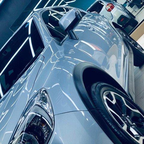 Детейлинг-полировка + 2 слоя керамики Subaru Legacy