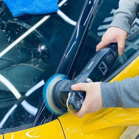 Детейлинг-полировка Ferrari 488