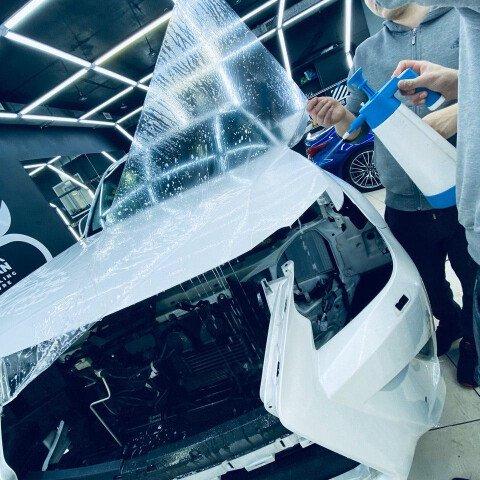 Защита Lexus gx460