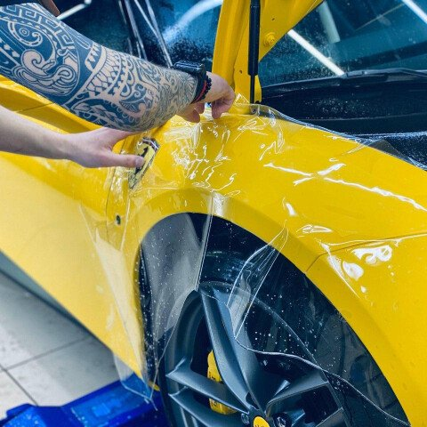 Детейлинг-комплекс Ferrari 488
